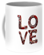 Love You To Death Coffee Mug