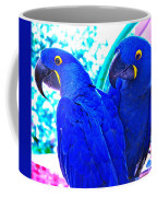 Love You Too Coffee Mug