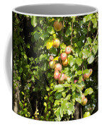 Lovely Apples On The Tree Coffee Mug