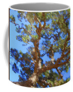 Lovely As A Tree Coffee Mug