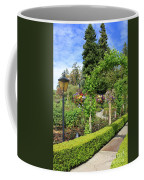 Lovely Day In The Garden Coffee Mug