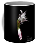 Lovely Lilies Curling Grace Coffee Mug