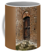 Lovely Old Door Coffee Mug