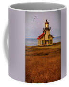 Lovely Point Cabrillo Light Station Coffee Mug