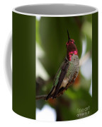 Lovely Ruby Red Coffee Mug