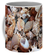 Lovely Seashells Coffee Mug