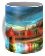 Lovely Trondheim Norway Coffee Mug