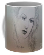 Lovely Vivien Coffee Mug
