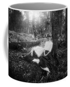 Lovers, C1900 Coffee Mug