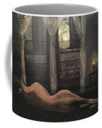Lovers Lamp  Coffee Mug