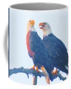 Lovers Quarrel Coffee Mug