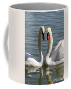 Loving Swans Coffee Mug