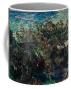 Lovis Corinth Tapes 1858-1925 Zandvoort Coast At Nienhagen. 1917th Coffee Mug