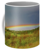 Low Lying Rainbow Coffee Mug