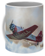 Low Pass Stunt Plane Coffee Mug