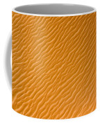 Low Rippling Dunes In The Northern Coffee Mug