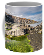 Low Tide At Cullernose Point Coffee Mug