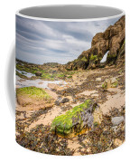 Low Tide At Saddle Rocks Coffee Mug
