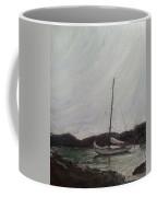 Low Tide Mooring Coffee Mug