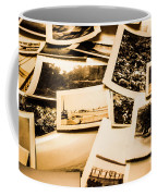 Lowdown On A Vintage Photo Collections Coffee Mug
