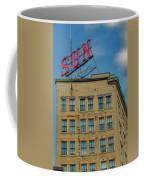 Lowell Sun Sign Coffee Mug