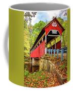 Lower Humbert Covered Bridge 2 Coffee Mug