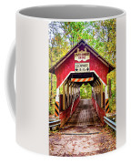 Lower Humbert Covered Bridge 5 Coffee Mug