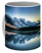 Lower Lake Sunset Coffee Mug