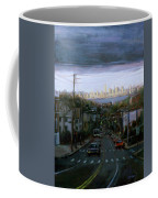 Lower Manhattan 2002 Coffee Mug