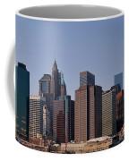 Lower Manhattan Nyc #2 Coffee Mug