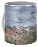 Lower North Eolus From The Catwalk - Chicago Basin - Weminuche Wilderness - Colorado Coffee Mug