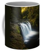 Lower Punchbowl Falls 1 Coffee Mug