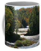 Lower Tahquamenon Falls  4349 Coffee Mug