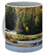 Lower Tahquamenon Falls  4351 Coffee Mug