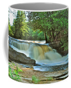 Lower Tahquamenon Falls Coffee Mug