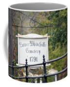 Lower White Hills Cemetery Coffee Mug
