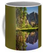 Lower Yosemite Morning Coffee Mug