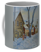 Lowertown Scene No. 2 Coffee Mug