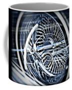 Lowrider Wheel Illusions 1 Coffee Mug