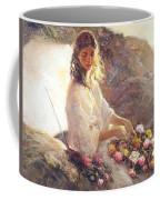 lrsCOL014Royo UltimaLuz Jose Royo Coffee Mug