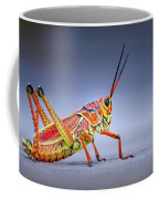 Lubber Grasshopper Coffee Mug