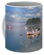 Lubec Waterfront Coffee Mug