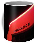 L U B R I C A T I O N Coffee Mug