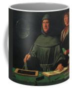 Luca Pacioli, Franciscan Friar Coffee Mug
