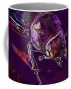 Lucane Kite Female Darling Beetle  Coffee Mug