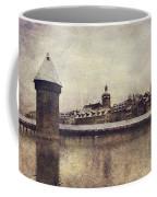 Lucerna, Kapellbrucke Coffee Mug