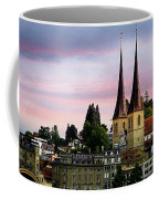 Lucerne 8 Coffee Mug