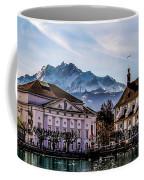 Lucerne's Architecture Coffee Mug