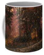 Luci Nel Bosco Coffee Mug