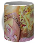 Lucian And Kate V Coffee Mug